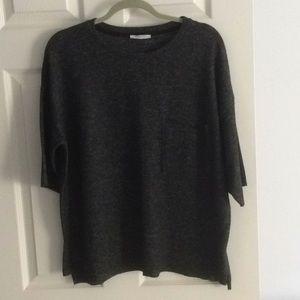 Zara cuddly soft tee shirt